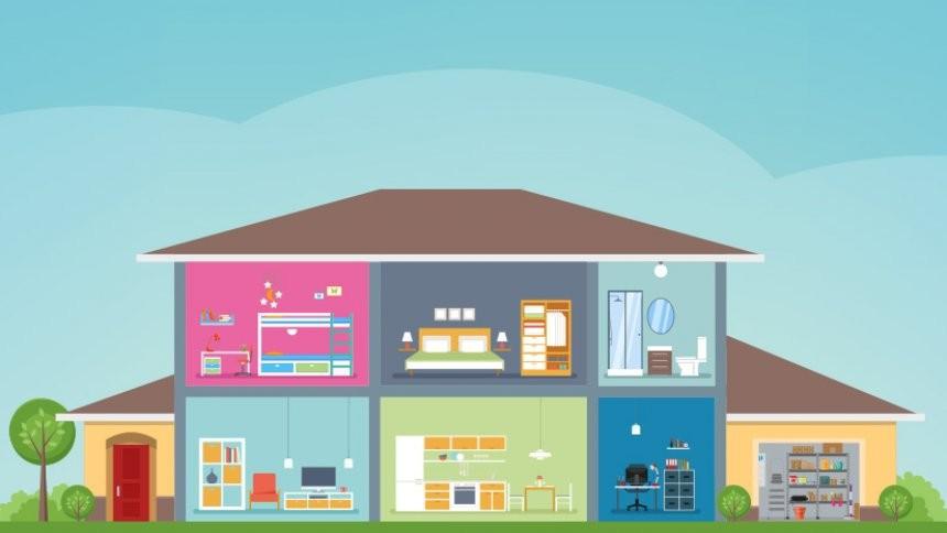 Un aiuto per organizzare al meglio la tua casa avery for Aiuto per arredare casa